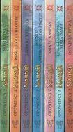 Książka Opowieści z Narnii. Tomy 1,2,3,4,5,6,7 (box 7 tomowy - nowe wydanie)