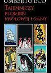 Książka Tajemniczy płomień królowej Loany : powieść ilustrowana