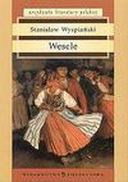 Książka Wesele : dramat w 3 aktach