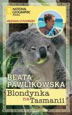 Książka Blondynka na Tasmanii