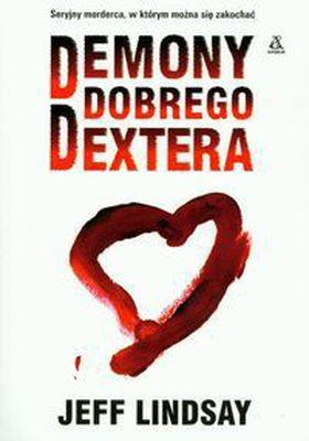 Książka Demony dobrego Dextera