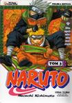 Książka Naruto. Tom 3