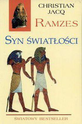 Książka Ramzes Syn Światłości