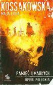 Książka Pamięć umarłych Upiór południa