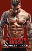 Książka Tatuaże. Tom 2. Rozdarte serce