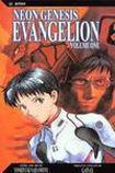 Książka Neon Genesis Evangelion tom 1