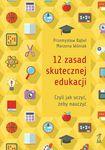 Książka 12 zasad skutecznej edukacji