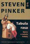 Książka Tabula rasa : spory o naturę ludzką