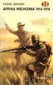 Książka Afryka Wschodnia 1914-1918