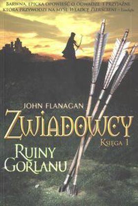 Książka Zwiadowcy księga 1. Ruiny Gorlanu
