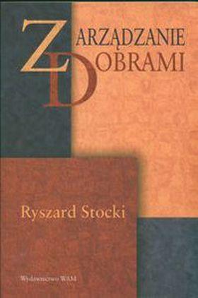 Książka Zarządzanie dobrami