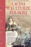 Książka Łacina w kulturze polskiej