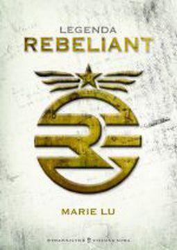 Książka Legenda. Rebeliant