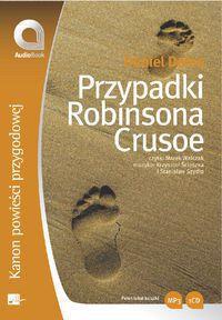Przypadki Robinsona Crusoe - audiobook