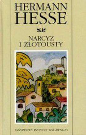Książka Narcyz i Złotousty : opowieść