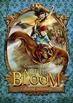 Książka Alfie Bloom i złodziej talizmanu
