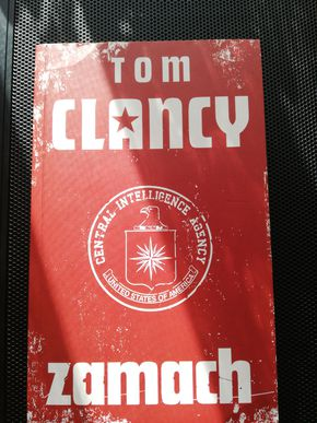 Zamach Tom Clancy