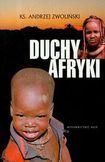 Książka Duchy Afryki
