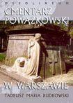 Książka Cmentarz Powązkowski w Warszawie