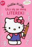 Książka Hello Kitty Ucz się ze mną literek