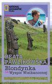 Książka Blondynka na Wyspie Wielkanocnej