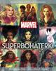 Książka Marvel. Superbohaterki. 65 kobiet, które zmieniły losy wszechświata.