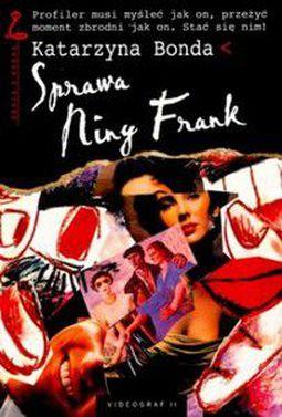 Książka Sprawa niny frank