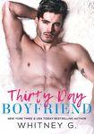 Książka Thirty Day Boyfriend