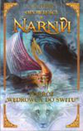 Książka Opowiesci z Narnii-podróz wedrowca do switu