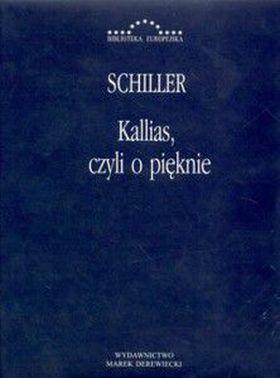 Książka Kallias, czyli o pięknie