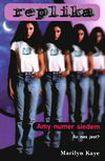 Książka Amy numer siedem