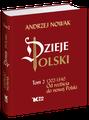 Książka Dzieje Polski. Tom 2. Od rozbicia do nowej Polski