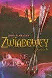 Książka Zwiadowcy Księga 6 Oblężenie Macindaw