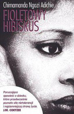 Książka Fioletowy hibiskus