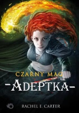 Książka Czarny Mag - Adeptka