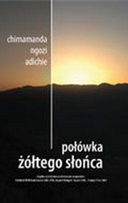 Książka Połówka żółtego słońca
