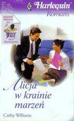 Książka Alicja w krainie marzeń