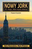 Książka Nowy Jork – 101 miejsc, które musisz zobaczyć
