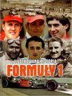 Książka Ilustrowana historia Formuły 1