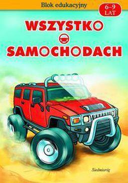 Książka Wszystko o samochodach