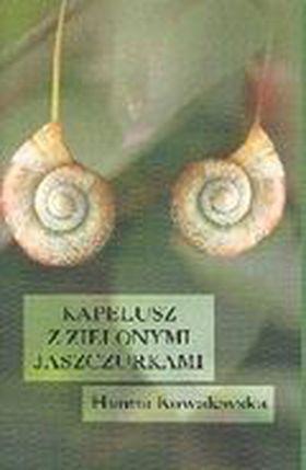 Książka Kapelusz z zielonymi jaszczurkami
