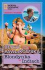 Książka Blondynka w Indiach