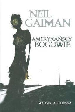 Książka Amerykańscy bogowie