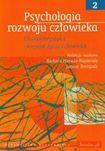 Książka Psychologia rozwoju człowieka tom 2
