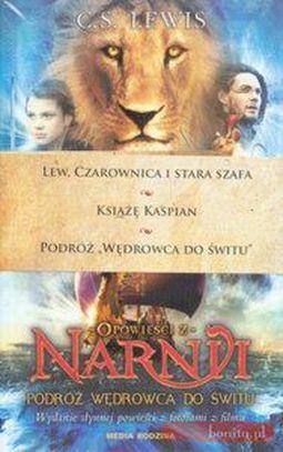 Książka Opowieści z Narni tom 1-3 Pakiet