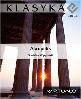 Książka Akropolis