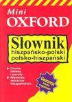 Książka Słownik hiszpańsko-polski, polsko-hiszpański Mini