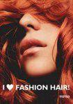 Książka I LOVE FASHION HAIR!