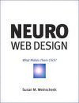 Książka Neuro Web Design. What makes them click?