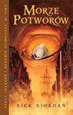 Książka Morze potworów. Percy Jackson i bogowie olimpijscy 2.